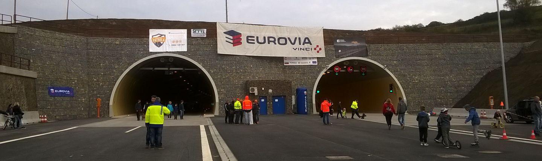 Tunel Šibenik bude cez víkend uzatvorený
