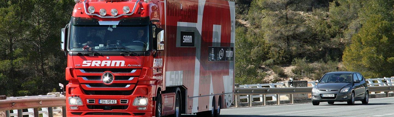 Prezídium Policajného zboru povoľuje nákladným vozidlám výnimku počas sviatkov