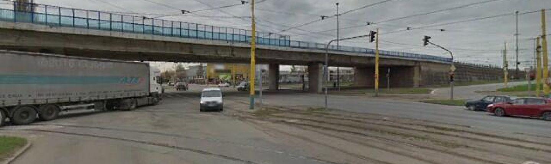 Čiastočná uzávierka križovatky pod mostom VSS v Košiciach od 4.3. do 31.7.2017